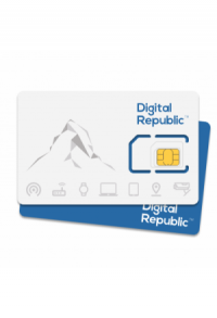 SIM-Karte Digital Republic Prepaid